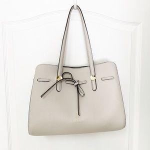 Nanette Lepore Gray Shoulder Bag